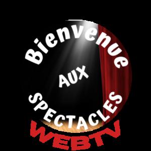 Bienvenue aux spectacles logo